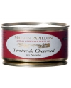 Terrine de chevreuil aux noisettes, maison Papillon