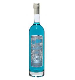 Pastis bleu 70 cl, Marius Bonal