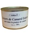 Gésiers de canard entier 380 gr, maison Vidal
