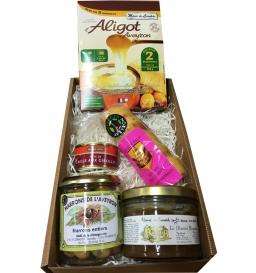 Box repas pour deux, Aveyron gourmet