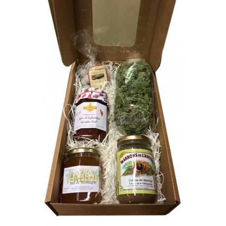 Box douceurs Aveyronnaises