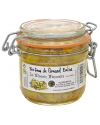 Foie gras de canard entier bocal 190 gr, manoir d'Alexandre