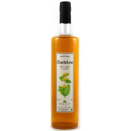 Chantenlune, gentiane de l'Aveyron, aromatiques d'Homs