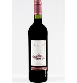 """Vin rouge d'Estaing """"Cuvée prestige"""" 75 cl"""