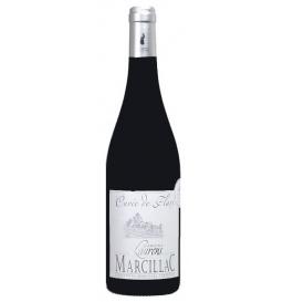 """Vin rouge """"Cuvée de Flars"""", domaine Laurens, Marcillac"""