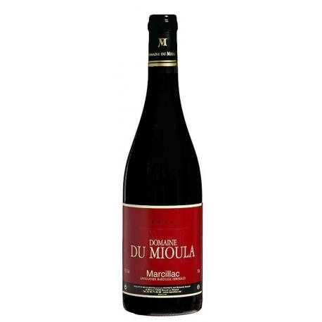 """Vin rouge """"Domaine de Mioula"""", Marcillac 70 cl"""