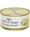 Paté au foie gras de canard 20% 190 gr, le manoir d'Alexandre