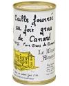 Caille fourrée au foie gras de canard 190 gr, manoir d'Alexandre