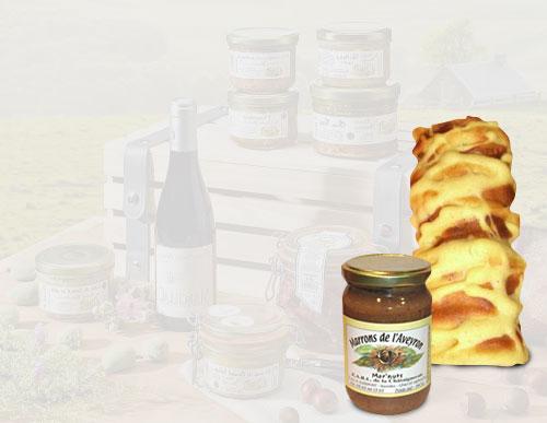 Produits régionaux de l'Aveyron Gourmet